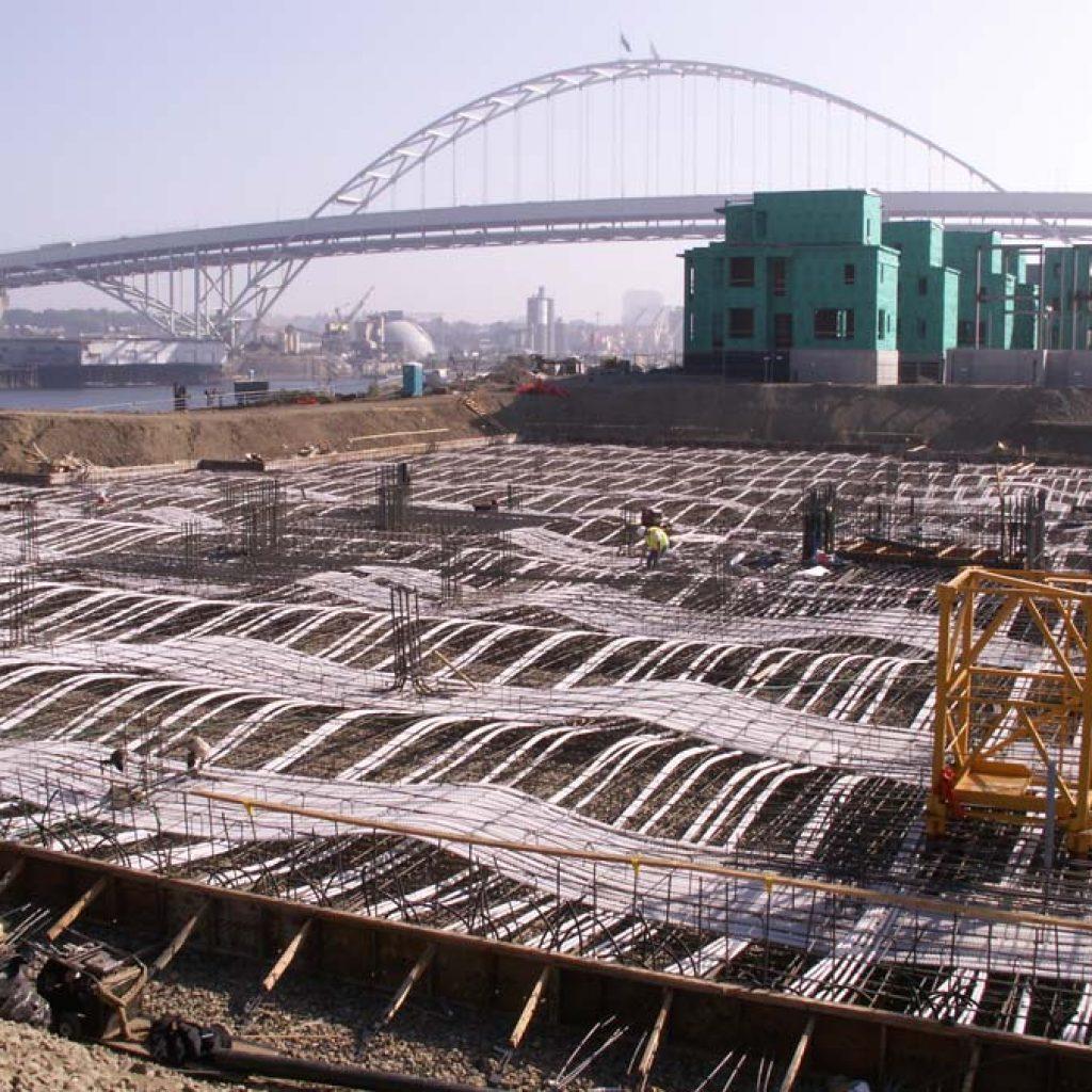Concrete Superstructure: Structural Analysis, Design, & Documentation Services
